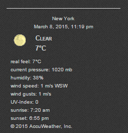 Tips on How to Add a Weather Forecast Widget to Your WordPress Site 9