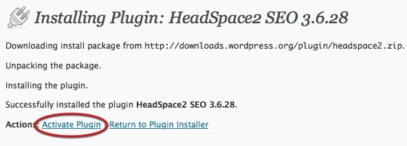 Install WordPress Plugin via Dashboard - 4