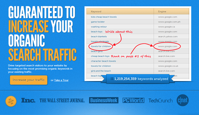 best keyword research tools - HitTail