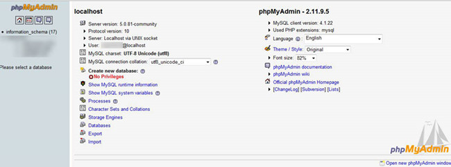 Change WordPress Username via phpMyAdmin 1