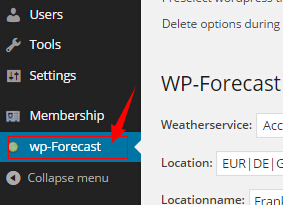 Tips on How to Add a Weather Forecast Widget to Your WordPress Site 2