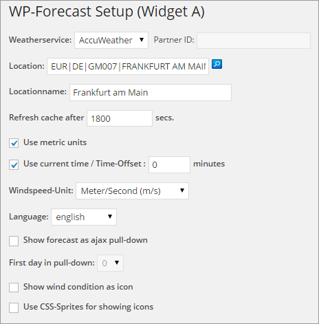 Tips on How to Add a Weather Forecast Widget to Your WordPress Site 3