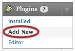 Install WordPress Plugin Manually -1