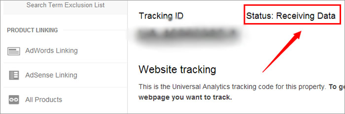 Verify whether Google Analytics is properly working