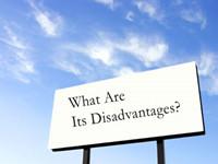 WordPress.com Disadvantages