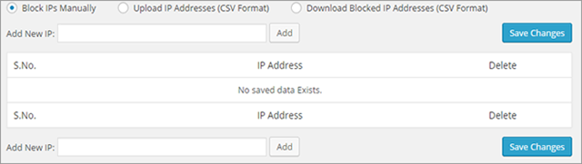 How to block IP address to enhance the security of WordPress 3