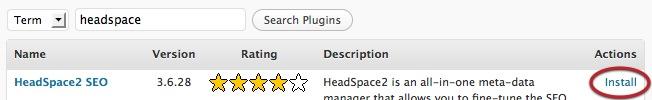 Install WordPreess Plugin via Dashboard - 3
